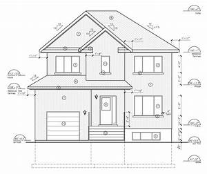 maison en image dessin With plans de maison moderne 1 le jougue dessin design architecture