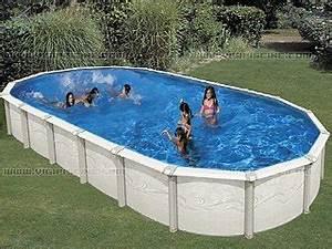 Piscine Hors Sol Resine : piscine hors sol metal et resine ~ Melissatoandfro.com Idées de Décoration