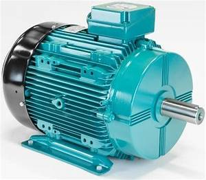 Three Phase Crompton Motors  Power