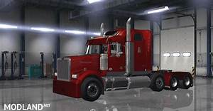 Western Star 4900 Custom Parts Mod For American Truck