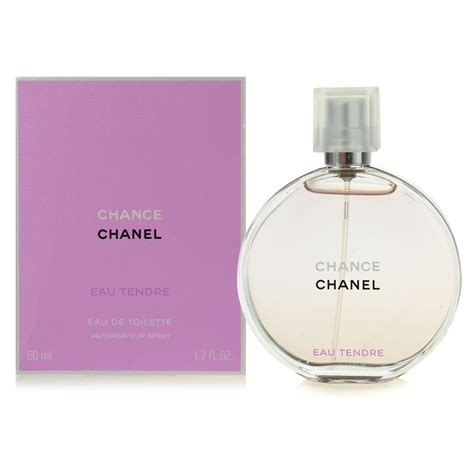 chanel chance eau tendre eau de toilette for 3 4 oz beautyspin