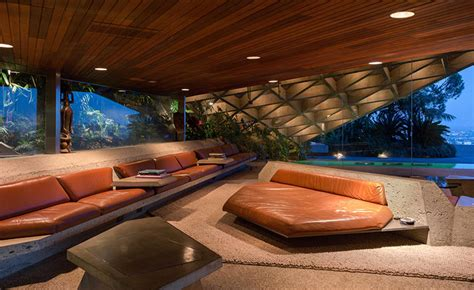 john lautners sheats goldstein house  bequeathed