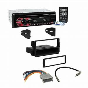 Pioneer Car Radio Stereo Dash Kit Wire Harness For 2004
