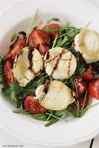 Leichte Salate Rezepte : die besten 25 leichte salate ideen auf pinterest ~ Frokenaadalensverden.com Haus und Dekorationen