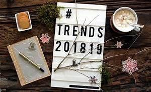 Neue Deko Trends 2018 : wohntrends f r das jahr 2018 ausgefallene einrichtung ~ Watch28wear.com Haus und Dekorationen