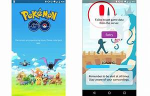 pokemon go servers are still down and experiencing issues