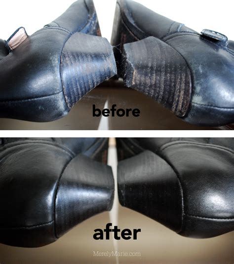 fix scuffed leather cleaning leather boots on leather boots 3762