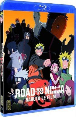 telecharger naruto le film road  ninja french