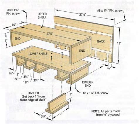 power tool storage ideas  pinterest garage