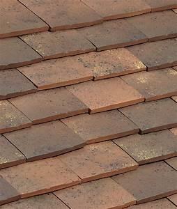 Tuile Pour Toiture : tuiles d 39 imerys toiture plate 20x30 huguenot ~ Premium-room.com Idées de Décoration