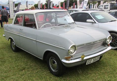 Opel Kadett 1963 by 1963 Opel Kadett Opel Kadett A 1963 Alan Broadfoot