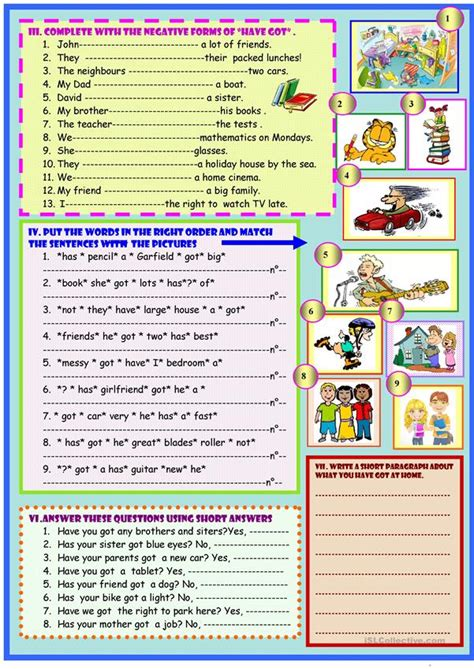 grammar guide  exercises   pages