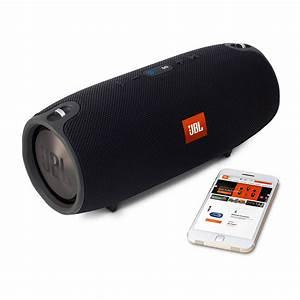 JBL Xtreme Splashproof Bluetooth Speaker with Powerful Sound