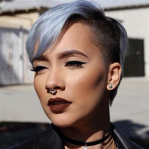 colorful ways  enhance  pixie haircuts