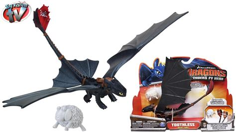 Dragons Defenders Of Berk Toothless Deluxe Action Dragon