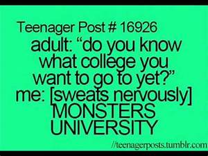 Best Teenager Posts