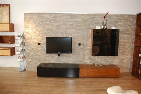 Steinwand Mit Tv by Schreinerei Eibl Holzdesign