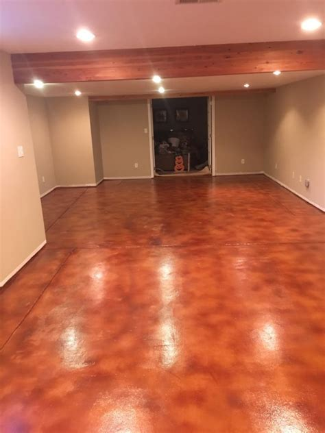 Learn About Stained Concrete Floors   Denver Specialist