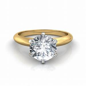 unique solitare engagement rings With solitaire diamond wedding rings
