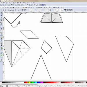 Finally Preparing Another  Origami Diagram For My Next
