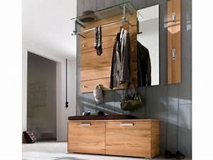 Garderoben Set Mit Bank : garderobe kernbuche online bestellen bei yatego ~ Bigdaddyawards.com Haus und Dekorationen