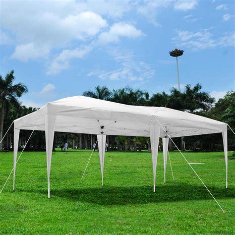 outdoor ez pop  canopy party wedding party tent pavilion cater event ebay