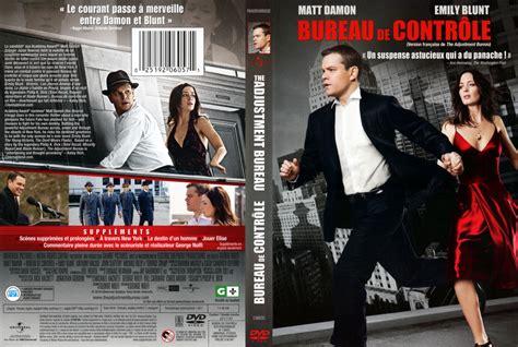 bureau controle jaquette dvd de bureau de controle canadienne cinéma
