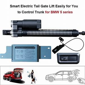 Smart Auto Electric Tail Gate Lift For Bmw 5 Series Remote