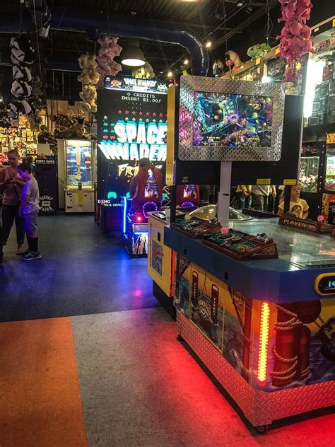 Arcade Chaser: Sportland In Ocean City, Maryland - Tickets Galore!