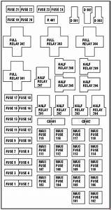 2000 Ford Expedition Fuse Diagram Window Box