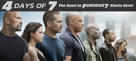 'fast & Furious 7' Gets Official Poster Featuring Paul