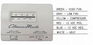 Coleman Thermostat Manual. TP-8101, TP-8102, TP-8103, TP ... on