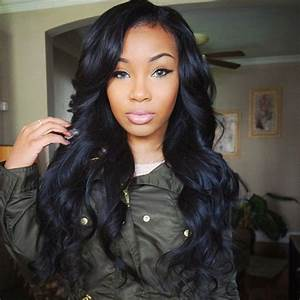 30 Weave Hairstyles For Gorgeous Black Ladies Fave