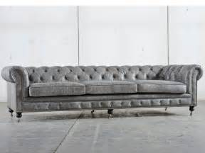 sofa dreams distressed gray leather search home inside grey leather tufted sofa on