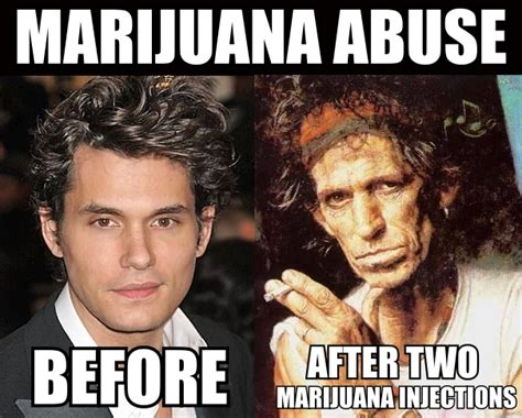 Injecting Marijuanas Meme - abuse faces of marijuana know your meme