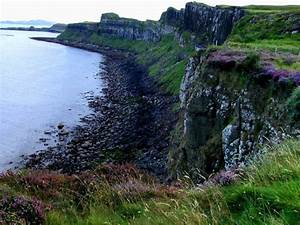 Scotland: Cliff view