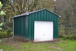 etudes fabrication et montage d39un garage en ossature With montage d un garage en bois