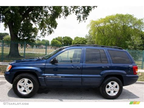 patriot jeep blue patriot blue pearl 2001 jeep grand cherokee limited 4x4