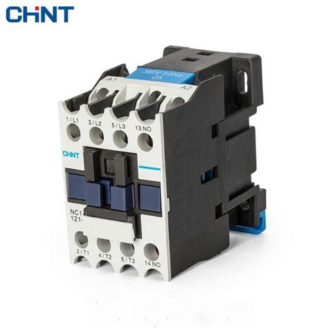 chint ac contactor electrical cjx2 lc1 nc1 1210 ac220v communication 220v 380v 110v contator din
