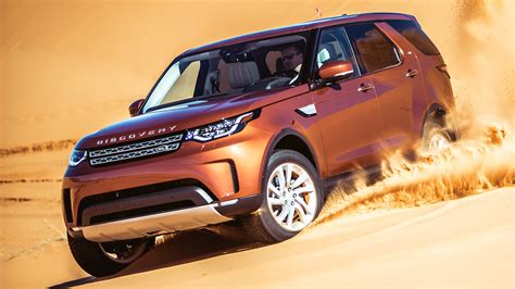 land rover discovery  tdi  review driving report