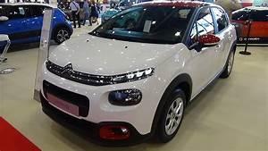 Citroën C3 Puretech 82 Bvm Feel : 2018 citroen c3 puretech 82 feel exterior and interior salon automobile lyon 2017 youtube ~ Medecine-chirurgie-esthetiques.com Avis de Voitures