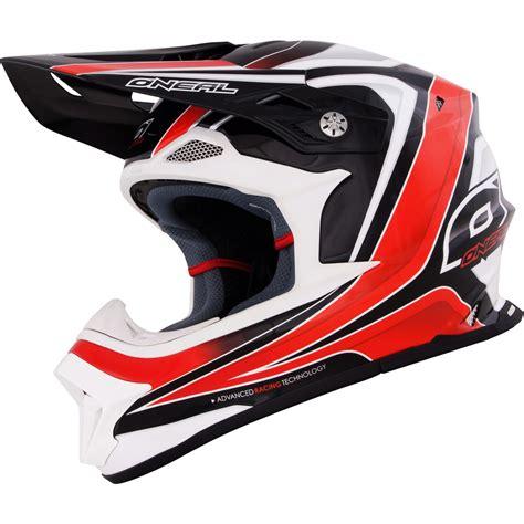 oneal motocross helmets oneal 8 series race mx lightweight fiberglass enduro off