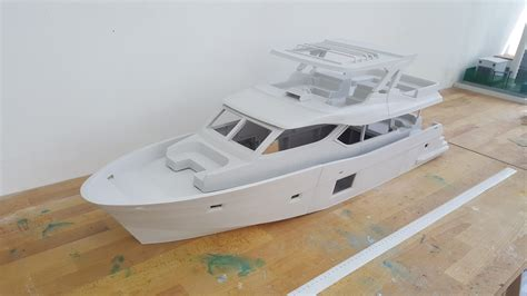 3d Printed Boat by 3d Printed Transport Models Generation 3d