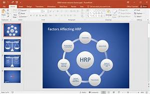 free human resource factors powerpoint template With hr ppt templates free download