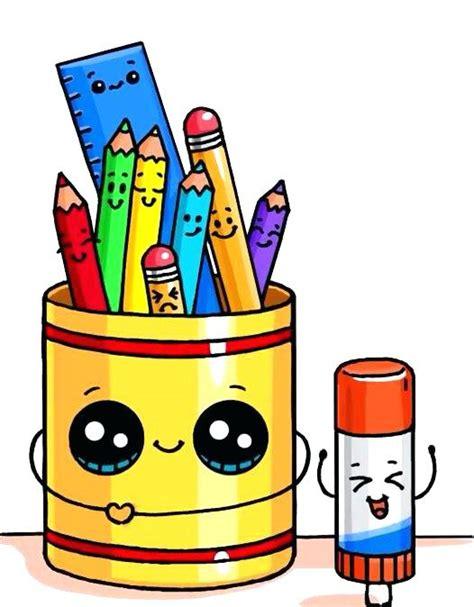 Utiles Escolares Dibujos School Suplies 3 En Ingles Y Interiors Inside Ideas Interiors design about Everything [magnanprojects.com]