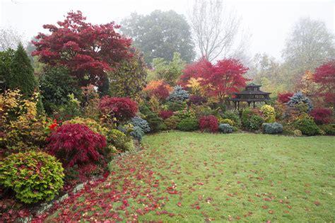Garten Auch Im Herbst by Bilder Walsall Garden Natur Herbst Garten