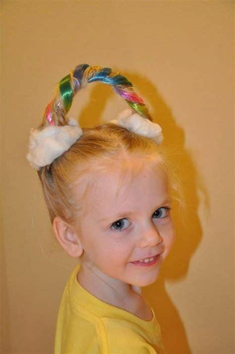pin  evelyn rabsatt  disfraces   wacky hair