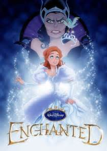 Disney Enchanted Movie