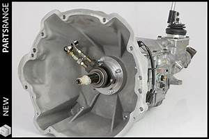 Borg Warner Bw T5 5 Speed Manual Gearbox Transmission