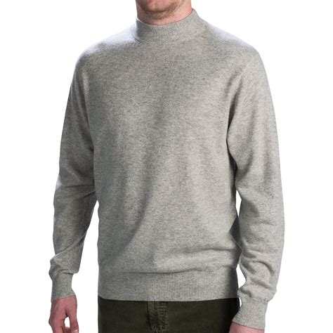 mens wool turtleneck sweater bullock jones mock turtleneck sweater for
